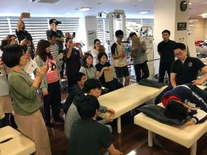徒手による筋膜介入の可能性(沖縄)