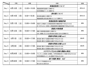 【申込開始】尿失禁ケアセラピスト養成コース(第1期)